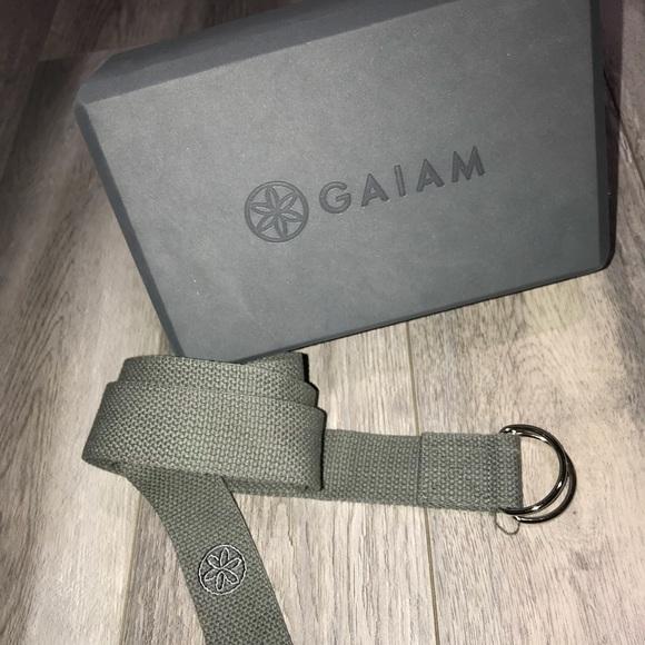 Gaiam Other Yoga Strapblock Combo Brand New Poshmark